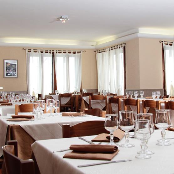 sala ristorante il palazzo